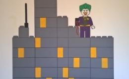 Lego mural