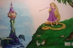 Rapunzel Room