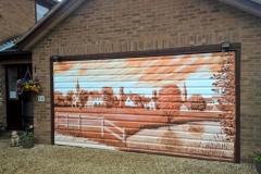 Stamford garage door