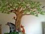Nursery Mural Gallery