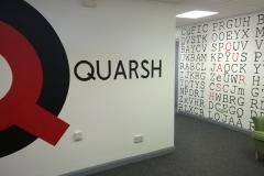 Quarsh logo