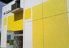 MK Gallery mural