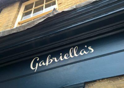 Image of delicatessen sign