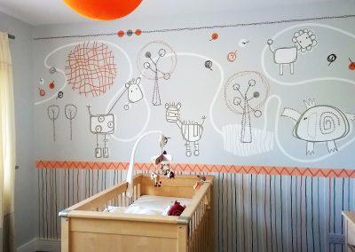 animal nursery