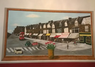 Chingford High Street mural