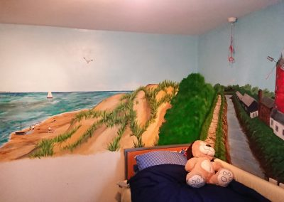 Image of Mablethorpe mural