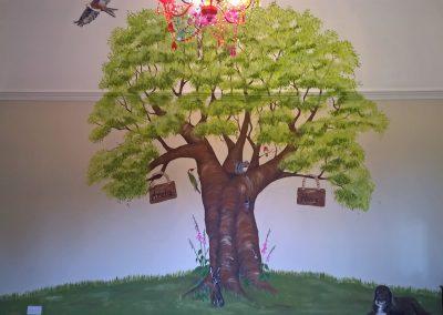 tree nursery for twins