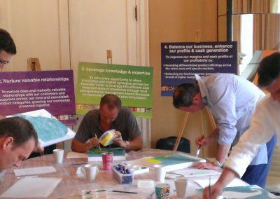 Image of art workshop