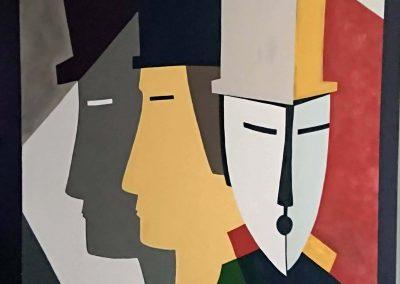 Image of art mural