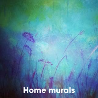 Home mural image