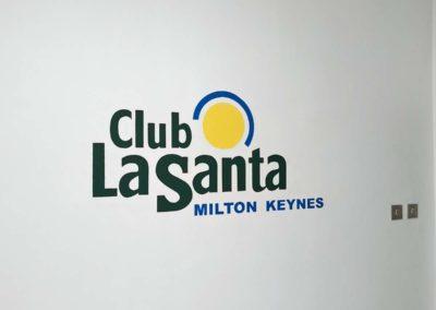 Club Santa logo